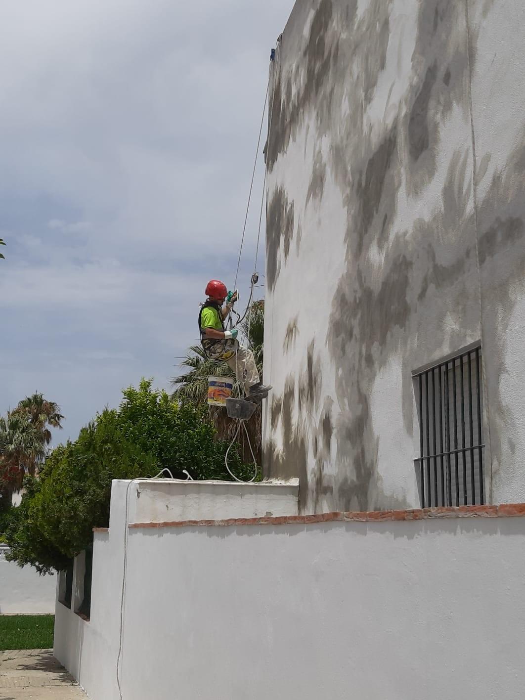 Trabajo en Conil de la Frontera.
