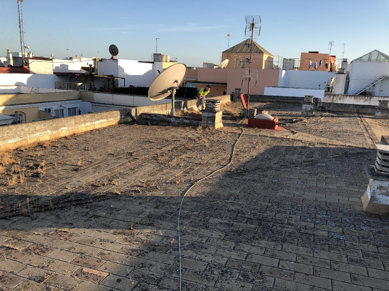 Cubierta calle Castilla 3