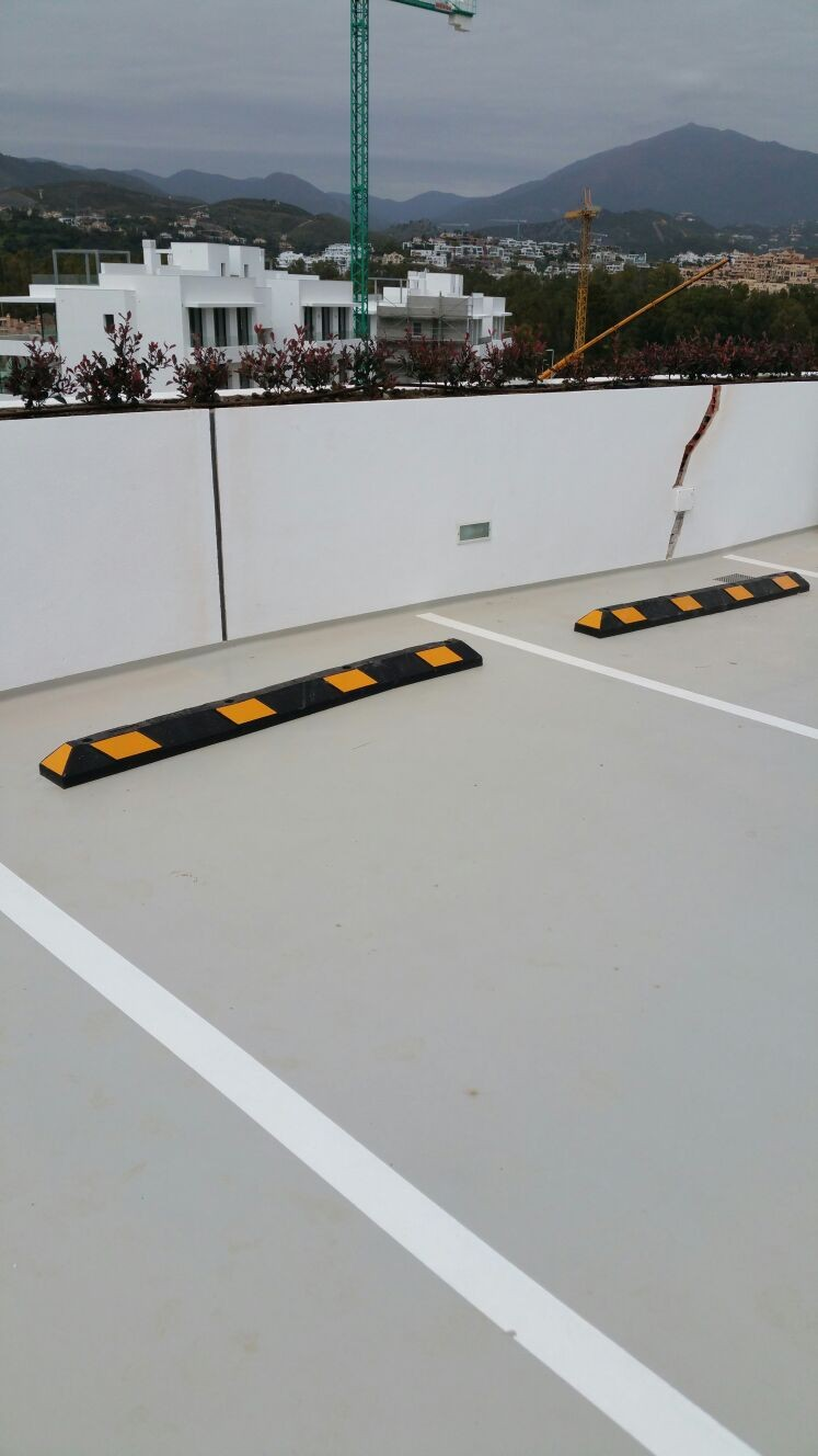 Parking del Campo de Golf de Benahavis