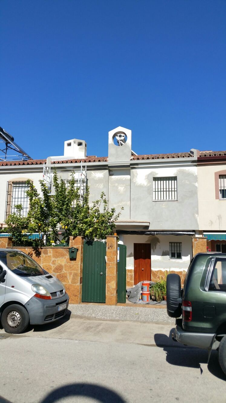 Rehabilitación de varios unifamiliares en Jerez